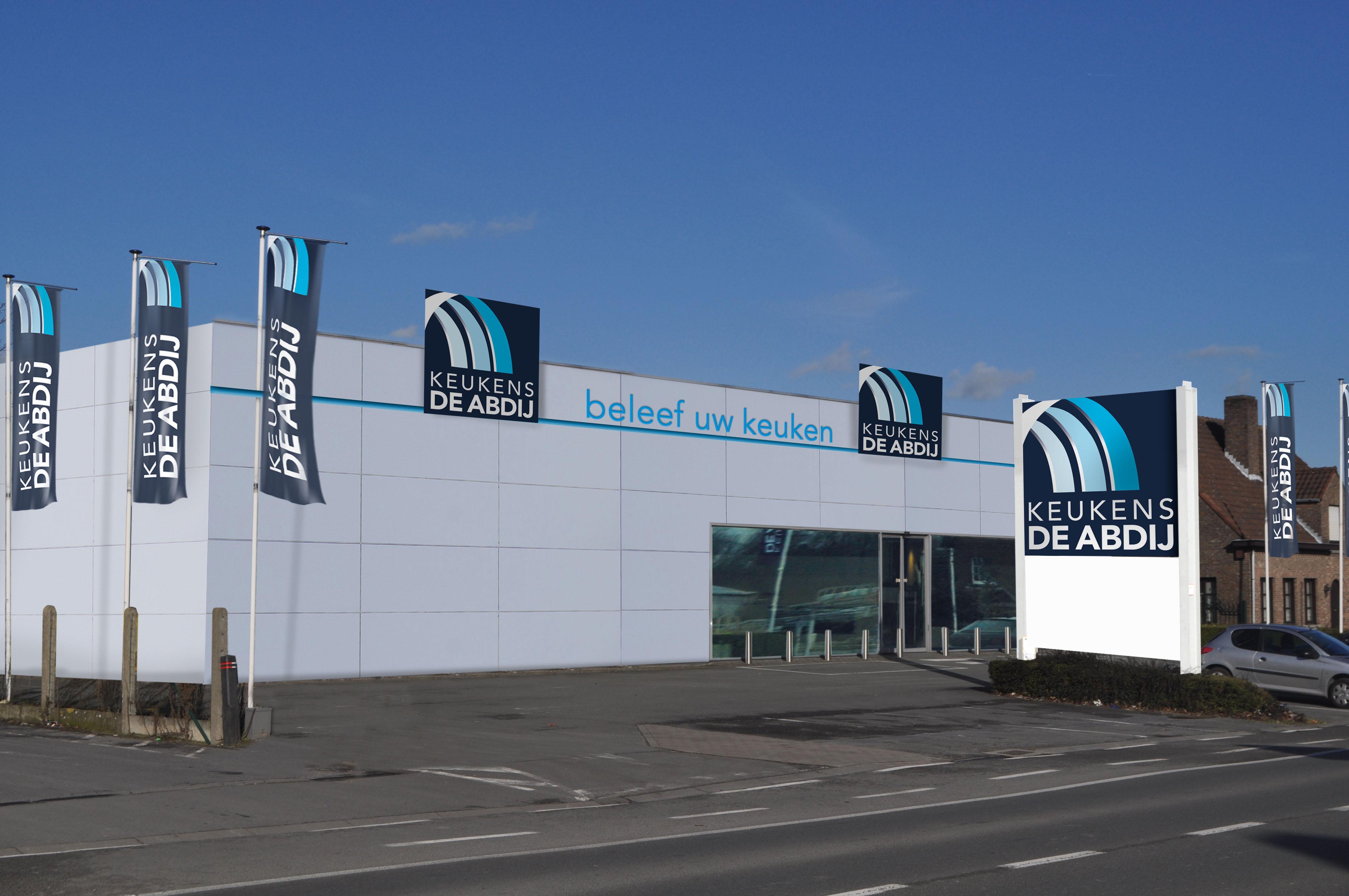 Design Keukens West Vlaanderen : Nieuwe keukenexpo in Waregem Keukens De Abdij